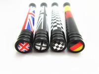 Wholesale Mini Car Flags - 107mm car antenna For BMW Mini cooper S R55 R56 R60 red union jack clubman countryman aerial National Flag England