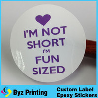 Wholesale Lamination Adhesives - Glossy Lamination Adhesive Vinyl Circle Labels Packaging In Sheets waterproof vinyl label sticker printing