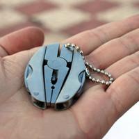 mini pense anahtarlık aracı toptan satış-Taşınabilir İşlevli Katlanır Pense Cep Paslanmaz Çelik Katlanır Bıçak Anahtarlık Tornavida Kamp Survival Araçları Seyahat Kitleri
