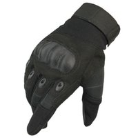 Wholesale 2017 Just arrived The special tactical training all gloves Outdoor sports riding body building mountaineering protective gloves GL001 B8