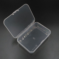 Wholesale Plastics Equipment - Mini Travel Equipment Storage Box No.5 Plastic (PP) for Storing Craft Metal Electronic Parts, Sewing Jewelry Accessories etc.