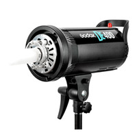 Wholesale Photography Strobe - Wholesale-Free DHL Godox DE400 400W Pro Photography Studio Strobe Flash Light Lamp Head 220V