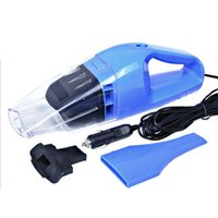 Wholesale Quality Car Vacuum Cleaners - Wholesale-Car vacuum Cleaner of Portable Handheld Wet & Dry Dual-use Super Suction 12V 100W High Quality