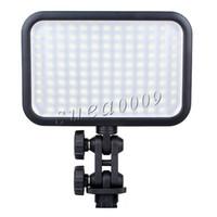 Wholesale Video Light 126 - Wholesale-Original packaging Godox LED 126 Video Lamp Light for Digital Camera Camcorder DV