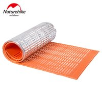 as pic orange tents - NatureHike Outdoor Sports Camping Folding Mat Picnic Pad Mat Sleeping Waterproof Mat Tent Mattress Fishing Hiking Blue Orange