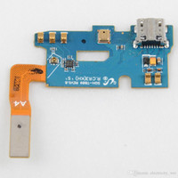 Wholesale Sgh Wholesale - USB Charge Port Flex Cable Mic For Tmobile Samsung Galaxy Note 2 SGH-t889 VA378 Free Shipping