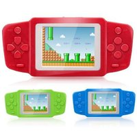 Wholesale Cheap Game Player Wholesale - New hot cheap Mini Video Game Console Electronic Handheld Games Retro Brick Game Consola De Jeu 268 games 2.5Inch Video Games Player DHL