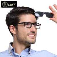 Wholesale Spectacles Clip - Wholesale- High-end Male degree of glasses frame for degree of glasses myopia optical spectacle frame night vision goggle clip 6602