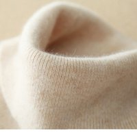 Wholesale Turtleneck Lady S - Wholesale- High Quality 100% cashmere Women Sweaters and Pullovers Winter Autumn Knitted Turtleneck Ladies Sweater XRYR119