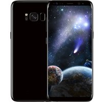 Wholesale Goophone S8 S8 plus android unlocked shown G RAM G ROM inch Cell phones