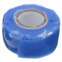 Wholesale Bonding Tapes - Blue New Waterproof Silicone Performance Repair Tape Bonding Rescue Self Fusing Wire Hose Black Sell Hotting Transparent Film