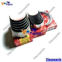 Wholesale rebuilt engines - FOR NISSAN SD22 Crankshaft bearing and Connecting Rod bearing FOR NISSAN SD22 diesel engine rebuild parts
