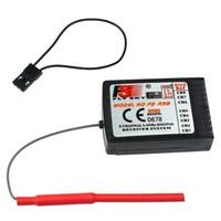 Wholesale Flysky 9ch Receiver - F03101 FlySKY FS 8ch 2.4G RX FS-R8B Upgrade RC transmitter receiver for TH9X 9ch transmitter FS-TH9X remote control
