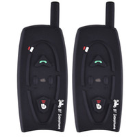 gegensprechanlage bluetooth großhandel-Heißer Verkauf BT Intercom Bluetooth Motorradhelm H112