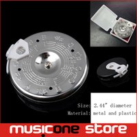 Wholesale Guitar Pitch Pipe - Alice A003A Guitar tuner Bass PC-C Pitch Pipe 13 Chromatic Tuner C-C for Guitar Accessorie