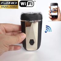 Wholesale Shaver Camera - HD 1080P WiFi Hidden Camera Spy Electric Shaver  Razor Mini DVR P2P Video Recorder Nanny Cam Ip Security Camera New