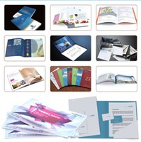 Wholesale Special customization discount price Exquisite color brochures Use for company and products publicity High quality and fast delivery