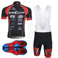kits de ciclismo al por mayor-Nuevo! 2017 CUBE Pro Team Ciclismo Jersey babero conjunto corto / Bib Shorts bycling babero kits de ropa de ciclismo corto / conjunto corto / traje corto
