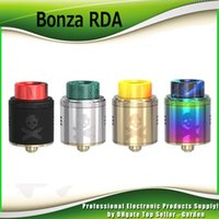 Wholesale Fixing Screws - Original Vandy Vape Bonza RDA 24mm Single or Dual Coil Fixed Screw Clamp Post For Squonk VandyVape 100% Authentic