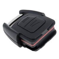 opel uzak kabuk düğmesi toptan satış-Siyah 2 Düğme Uzaktan Kabuk Vauxhall Opel Astra Zafira için Hiçbir Çip Omega Vectra Tuşları CIA_401