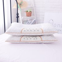 Wholesale Cassia Pillow - Cassia seed pillow Shape the neck pillow, groove design position pillow, bedding pillow, quality assurance, welcome wholesale
