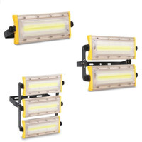 50W 100W 150W lampe d'inondation LED imperméable Led Gargen Wall Pack Lamp Floodlights AC 110-240V