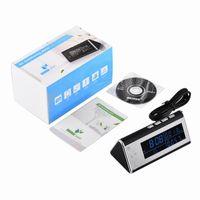 Wholesale Mini Alarm Clock Function - Air Test Alarm Clock IR Night Version HD1080P WiFi Clock Camera Smoke Alarm,Gas Leakage   Formaldehyde Alarm Multi-function Mini Camera