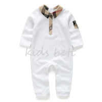 Wholesale new born unisex clothes online - Baby clothing new born baby clothes newborn years old ropa baby girl romper cotton costume