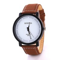 Wholesale Sweet Watches - 15% 2016 2017 Hot Selling Wholesale Luxury Mens Watches Retro Small Dial Classic Chrismas Sweet Gift Wristwatch From Utop2012