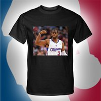 American Basketball Nacional CHRIS PAUL Jersey Sports T shirts Ropa de deporte Rugby Fans Ropa Personalizado Camisetas Unisex