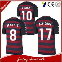 usa soccer jerseys 17 18 thailand quality american national team gold cup 2017 united states dempsey