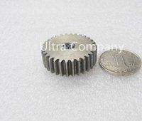 Wholesale Pinion Spur Gear - Wholesale- Spur Gear pinion 31T Mod 1 M=1 Width 10mm Bore 6mm Right Teeth 45# steel positive gear CNC gear rack transmission motor gears
