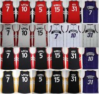 Wholesale Ross Red - Basketball 10 DeMar DeRozan Throwback 7 Kyle Lowry Jersey 31 Terrence Ross 15 Anthony Bennett 5 DeMarre Carroll Purple Red Black White