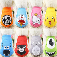 Wholesale Pets Apparel Wholesale - The Dog Clothes Mesh Vest Pet Clothes Summer Dogs Sports Clothes Dog Apparel For Pet ,free shipping