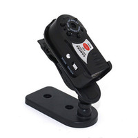 Mini-wireless-kamera-mikrofon Kaufen -Hot Q7 Mini Wifi DVR Wireless IP Camcorder Videorekorder Kamera Infrarot Nachtsicht Kamera Motion Detection Eingebautes Mikrofon