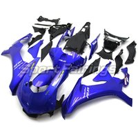 ABS sportbike racing - Complete Fairing Kit YZF R1 YZF R1 Year Injection Motorcycle ABS Bodywork Cowlings Blue Racing Sportbike