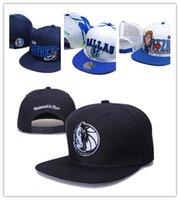 Wholesale Basketball Official - free shippping 2017 Hot Finals champions SnapBack Dallas Basketball Locker Room Official Hat Adjustable men women Baseball Cap hats