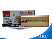 Wholesale Home Power Inverter - USB 1300w inverter Corrected Xian Bo wave max 2000w power 48V turn 220V 50Hz for wind home Car inverter