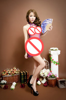 Retro cheongsam chinois Nouveau COSPLAY Costume sexy femme lingerie Sex toys Sexy sous-vêtements Role play