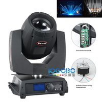 China Sharpei Beam 230 Watt Moving Head Beam 7R Gobo Light Zoom Beam 8/16 Prism DMX 20 Canais Show Party Club Stage Event Disco Lighting