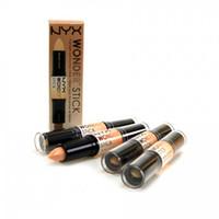 ingrosso ombreggiatore-NYX Wonder Stick highlights e contorni Shade Stick Light Medium Deep Universal NYX Concealer Face foundation Makeup