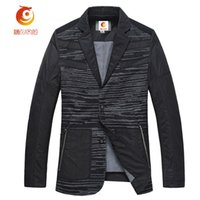 2017 Fashion Casual Blazer Masculino Slim Fit Men Suit Jacket Grey Высокое качество Мужское блейзер Хлопок Veste Homme Costume