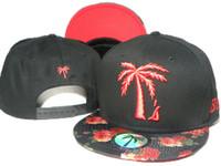 Wholesale Snap Back Blvd - HOT!! High Quality Brand New Adjustable Black Flower BLVD Snapback Snap back Caps Hats Basketball Caps Hats DDMY