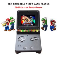 Wholesale Music Retro - GB Station Classic Game Player Handheld 142 Built in Games Portable Video Console 2.7'' LCD Retro 8 Bit Games Also NES Games PXP3 PVP PSP