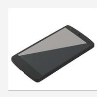 lg nexus d821 großhandel-LCD Display Touchscreen + Lünette Rahmen Ersatzteil für LG Google Nexus 5 D820 D821 Schwarz nur Kostenloser Versand