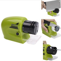 Wholesale Power Grinders - Swifty Sharp Precision Power Sharpening Diamond Motorized Scissors Sharpener Knife Grinder Household Kitchen Tools 30pcs OOA1894