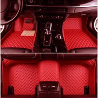 Wholesale Bmw Floor - Custom car floor mats for All car Models Volkswagen Audi Nissan BMW Jeep Buick Ford Peugeot Honda Toyota Mazda Mercedes-Benz floor mats 84W