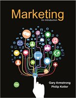 Wholesale Electronics Books - 2017 New Book Marketing An Introduction (13th Edition) 978-0134149530 10pcs