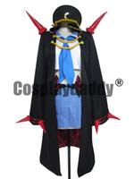 Wholesale La Made Xs - Kill La Kill Mankanshoku Mako Black Womens Cosplay Costume