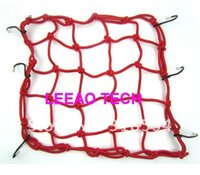 Wholesale 300pcs x30CM Motorbike Motorcycle Cargo Hooks Hold Down Net Bungee Helmet Web Mesh